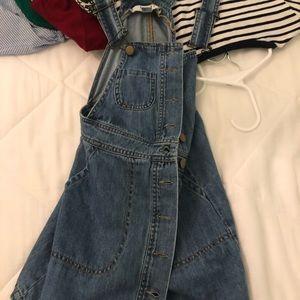 Forever 21 Dresses - Forever 21 overall dress